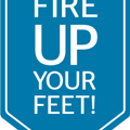 Fire Up Your Feet Activity Flyer