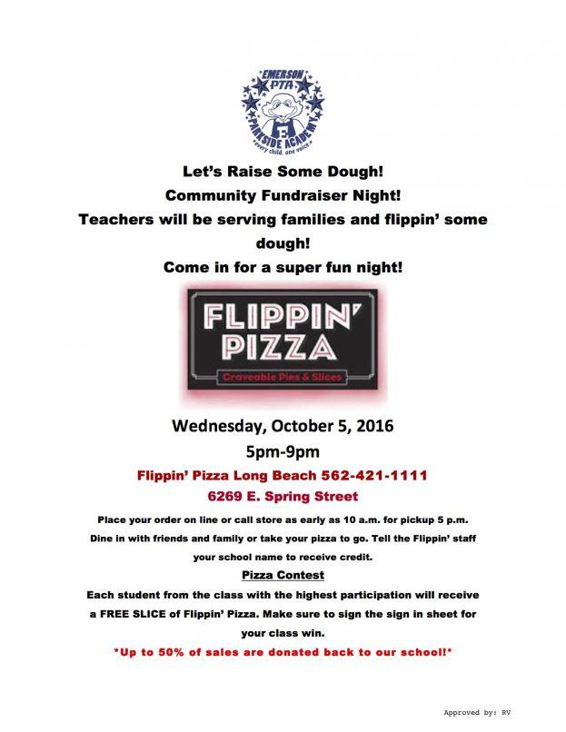 Family Dinner Night - Flipping' Pizza