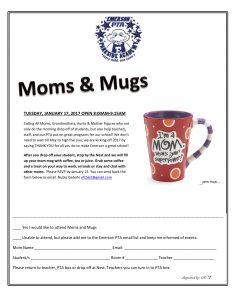 Moms & Mugs @ Eagles Nest