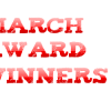 March Award Winners