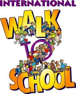 International Walk to School Day @ Emerson Parkside Academy
